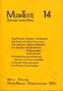 MusikTexte 14 – April 1986