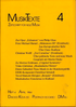MusikTexte 4 – April 1984 (xerox)